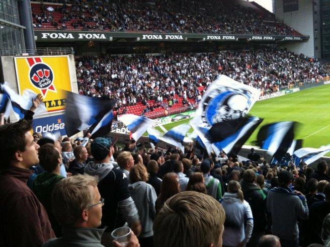 WoooOOOooo... We are FC København! ;)